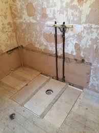 How To Replace A Bathtub With A Walk In Shower Uk Bathroom