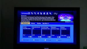 how to use sky on demand youtube