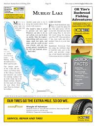 Map Of Saskatchewan Murray Lake Angler U0027s Atlas