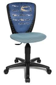 chaise pour bureau enfant chaise de bureau voiture pour taille enfant siege ergonomique