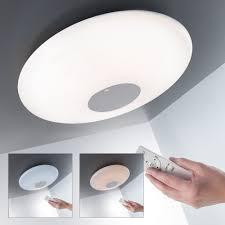 deckenlampe mit fernbedienung led deckenleuchte dimmbar farbwechsel amped for