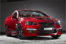 2011 Hsv Clubsport R8 Clubsport R8 Tourer Maloo R8 Sv Black