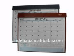2013 leather desk pad calendar buy 2013 desk calendar desk pad