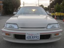 honda civic hatchback 1991 tan for sale 2hged7369mh572674 1991