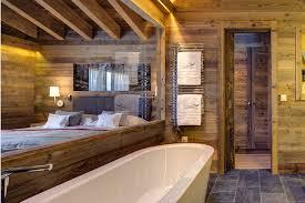 chambre d hotel avec privatif suisse réserver suite avec cheminée privé et terrasse avec vue sur