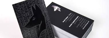 What Makes A Great Business Card - what is spot uv highlight a logo or pattern primoprint blog