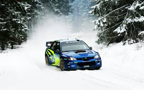rally car wallpaper snow amazing wallpapers