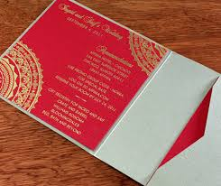 indian wedding invitations chicago one of the most popular indian wedding color combinations i
