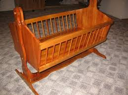 building a baby cradle baby cradle plans wood community baby