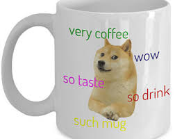 What Is Doge Meme - doge etsy