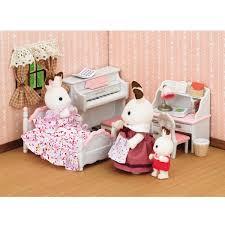 chambre fillette chambre fille sylvanian families 2953 la grande récré vente de