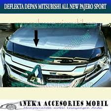 All New Pajero Sport List Kap Mobil Depan Molding Chrome jual deflekta depan vitara cek harga di pricearea