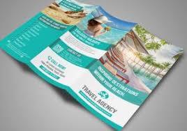 docs templates brochure docs travel brochure template professional sles