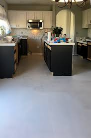 yes you can paint your linoleum floor and a giveaway restyle it