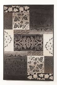 flower area rugs flooring charming blue 5x7 area rugs with flower motif for floor