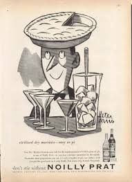noilly prat dry vermouth civilized dry martinis noilly prat ad 1957 peter arno