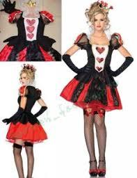 Halloween Costumes Queen Hearts Leg Avenue Royal Red Queen Costume Queen Costume Red Queen