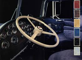 Custom Peterbilt Interior Peterbilt Spotters Guide The 1980s