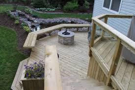 archadeck of nova scotia custom decks patios screened porches