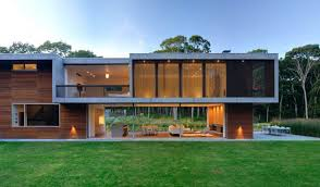 Two Story Ecofriendly Homes By Bates Masi Architects - Eco friendly homes designs