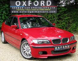bmw 3 series 325i sport rare manual in imola red for sale from