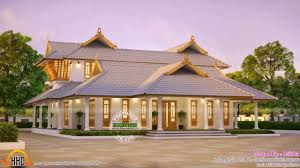 kerala traditional house plans with courtyard