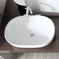 bathroom luxury design stone ceramic sinks counter top range