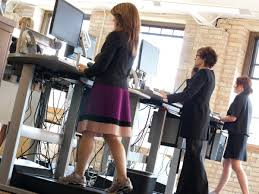 Walking Desk Treadmill Can You Move It And Work It On A Treadmill Desk Shots Health