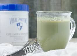 Vital Proteins Collagen Matcha Latté Recipe With A Superfood Boost U2014 Nourished Kitchen