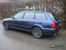 1997 a4 audi audi a4 1 9 1997 auto images and specification
