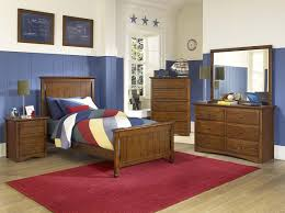 Rayville Upholstered Bedroom Set New Classic Sawmill Twin Panel Bed In Cocoa 05 054 5t