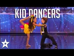 top kid dancers from across the world got talent global youtube