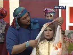 Tutorial Jilbab Ala Ivan Gunawan | tutorial pemakaian hijab ala ivan gunawan youtube