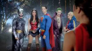 party city com halloween dc comics movie costumes featured in party city video