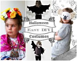Koala Halloween Costume Easy Diy Halloween Costumes Kids Poppet