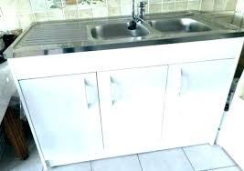 evier cuisine avec meuble meuble evier cuisine meuble acvier 3 portes 2 tiroirs meuble evier