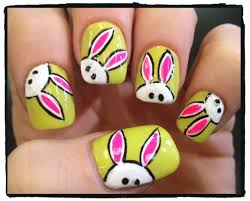 94 best easter nail designs images on pinterest easter nail art