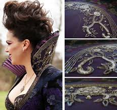 the evil queen s dress in