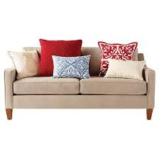 Lumbar Decorative Pillows Scroll Embroidered Lumbar Throw Pillow Threshold Target
