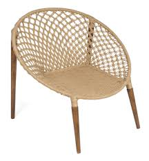 Occasional Chair Jute Woven Occasional Chair My Scandinavian Home