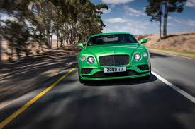 bentley bentley new bentley continental gt and flying spur facelift first