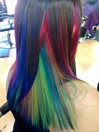 trendy hair colours 2015 and funky fashion hair color