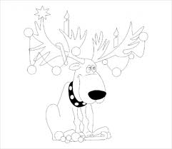 20 free christmas coloring pages pdf download