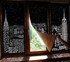 light blocking window film elegant blackout window shades with iconic city skyline cutouts that