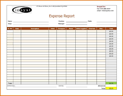 Word Templates For Reports Free Download Expense Templates Expense Report 11 Free Word Excel Pdf Documents