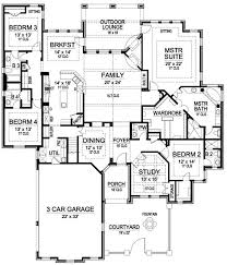 luxury floor plans craftsman house plan floor 101s 0001 house plans and more