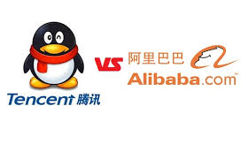 alibaba tencent china s alibaba and tencent compete for the next ai unicorn