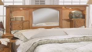 Bedroom Furniture Bookcase Headboard Bedroom Furniture Nostalgia Bookcase Headboard American Made