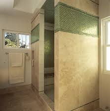 bathroom tile stone backsplash backsplash tile black glass tile