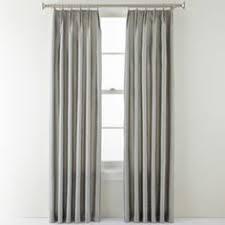 Thermal Pinch Pleated Draperies Dupioni Silk Pinch Pleat Curtain Panel 95